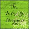 versatile-blogger award pic